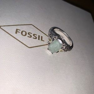 Green Stone Ring **3FOR12 Bundle**